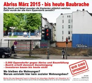 Plakatw. Baubrache 17.2.16